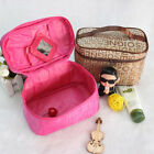 Multifunction Travel Cosmetic Makeup Bag Toiletry Organizer Storage Case Beauty
