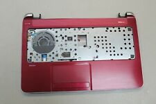 HP Pavilion 15-n286nr Red Palmrest/Touchpad  + Bottom Case