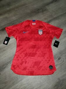 Nike Women's Alex Morgan #13 TEAM USA Soccer Jersey