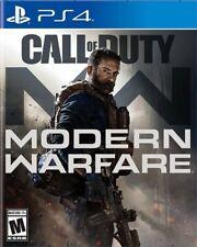 Call of Duty Modern Warfare - COD MW - English - Français -  PS4 📥