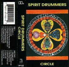Circle Spirit Drummers cassette World African album New! 1993