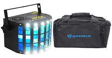 Chauvet DJ KINTA FX Multi-Effect DMX Light w/ Laser,Strobe And Derby KINTAFX+Bag