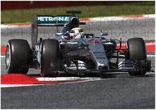 Lewis Hamilton F1 A4 Jigsaw Puzzle anniversaire cadeau de Noël (peut être personnalisé)