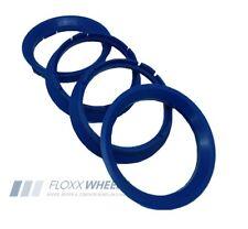 4x Zentrierringe 63,3 - 58,1 mm für Alufelgen, Felgenringe, Distanzring, Ringe