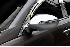 Chrome Side Mirror Cover Molding K341 2 pcs for Kia Sportage 2011 ~ 2015