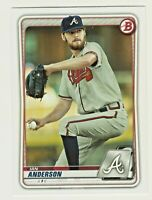 2020 Bowman Prospects #BP-97 IAN ANDERSON RC Rookie Atlanta Braves