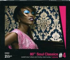 Various Artists - 80's Soul Classics 4 / Various [New CD]