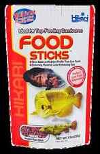 HIKARI TROPICAL CARNIVORE FOOD STICKS 2 OZ AROWANA FISH FOOD CARNIVOROUS FISH!