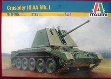 ITALERI 6465 CRUSADER III AA Mk.I 1:35 - PANZER --  NEU -