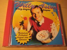Scherz Spezial Dragees - Willy Astor CD 1997 - 30 Titel - Antenne Bayern etc.
