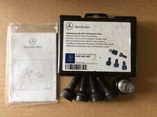 Mercedes-Benz wheel locks A001 990 1607 code: 208
