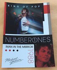 2011 Panini Michael Jackson #187 Platinum Trading Card