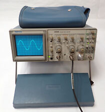 TEKTRONIX 2235A OSCILLOSCOPE, TWO CHANNELS, 100MHz TESTED & WORKING, W/ COVER!