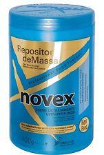 NOVEX KERATIN  EMBELLEZE HAIR FOOD TREATMENT REPOSITOR DE MASSA14.1 oz (400ml)