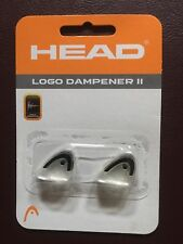 Head Logo Dampener Ii Set of 2 Brand New