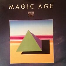 MAGIC AGE GERMAN IMPORTDIGITAL  LP RARE IN MINT NEW CONDITION ERDENKLANG RECORDS