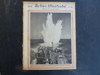 1941 THE WAR ILLUSTRATED VOL. 4 #92 SOUTH AFRICA FREEDOM