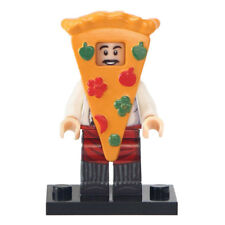 The Italian Pizza Chef - Lego City Series Moc Minifigure Gift For Kids