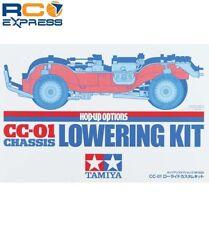 Tamiya CC01 Chassis Lowering Kit TAM54625