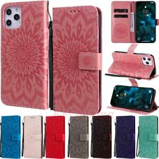 for iPhone 12 Pro Max Mini 11 XR SE 6s 7 8 Wallet Card Stand Leather Case Cover