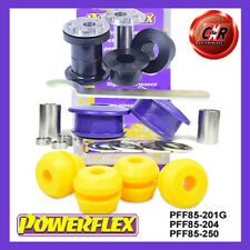 VW Golf Mk3 4WD 93-97 Powerflex Fr Camber Arm + XMember Bushes PFF85-201G/04/50