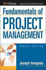 Fundamentals of Project Management, 4th Ed, Joseph Heaney