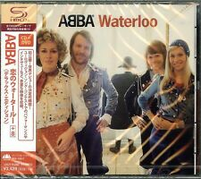 ABBA-WATERLOO: DELUXE EDITION-JAPAN SHM-CD+DVD I00