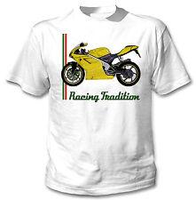 CAGIVA MITO 125 ispirato 11-NUOVA Graphic T-Shirt S-M-L-XL - XXL