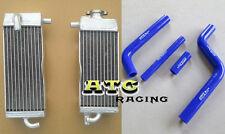 YAMAHA YZ125 YZ 125 96-01 97 98 99 00 2001 2000 1999 motor radiator and hose