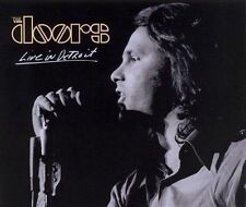 Live in Detroit (Cobo Hall, 05/08/1970) [PA] by The Doors (CD, Jul-2005, 2 Discs