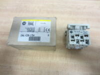 Allen Bradley 194L-E20-1754 On-Off Switch 194LE201754