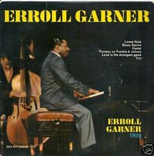 EP JAZZ 6 TITRES--ERROLL GARNER TRIO--LOOSE NUTS / BLUES GARNIE