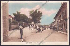 VARESE CAVARIA CON PREMEZZO 03 Cartolina