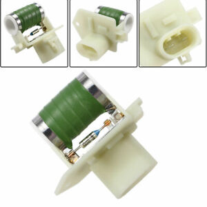 Radiator Fan Motor Relay Blower Resistor 2 Pin For Fiat Grande Punto OE#13256565