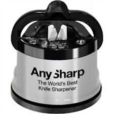 Anysharp Messerscharfer Silber