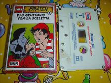 Lego Piraten Kassette MC Folge 5 - Das Geheimnis von La Sceletta Hörspiel Europa