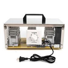 50g/h Ozone Generator Air Purifier Machine Indoor Deodorizer W/ Timing Switch