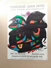 1976 Joan Miro - Fundacio Joan Miro - Barcelona