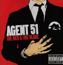 Agent 51 - The Red and The Black (PA Version) [CD]