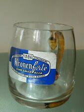 Glass IN Beer Mug 1664 Kronenbourg Kronenforte Strasbourg