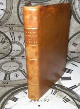 **Illustrations of Sterne: With Other Essays and Verses - John Ferriar, 1798 HB