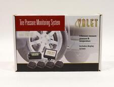 VALET 400 TIRE PRESSURE TEMPERATURE MONITORING SYSTEM TPMS CAR TRUCK VEHICLE KIT