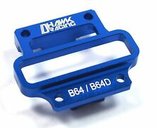 Aluminum Mid Diff top plate For Team Associated RC10 B64 B64D 92046 Dhawk Racing