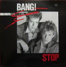 "Bang 12 inch ""Stop"" Greek and English version  Eurovision Greece 1987"