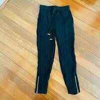 Sass & Bide Black Womens Pants Size 6 Elastic Waist