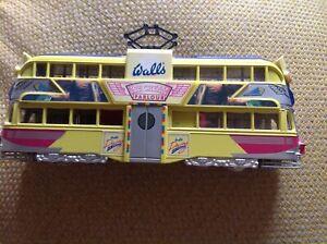 VGC Corgi Balloon Blackpool Tram toy model