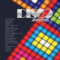 DISCO ANTHEMS 2 18 EXTENDED VERSIONS 3 VINYL LP NEU
