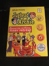 1975 JUGHEAD ET ARCHIE COMIC DIGEST #115 NICE LOOKING COPY IN FRENCH HÉRITAGE