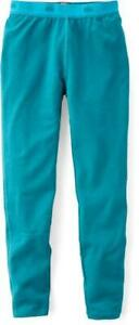 REI Co-op Kids Midweight Long Tights in Indian Ocean Size XLARGE (18)