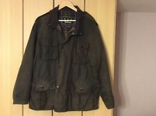 Barbour Mens Waxed Jacket XL